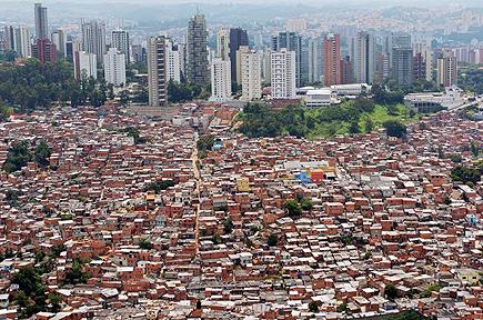 Favelas, Sao Paulo